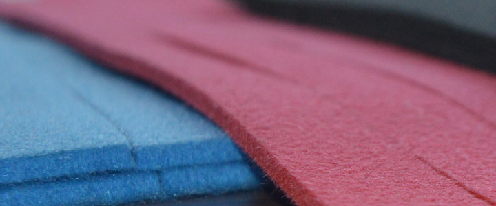 AQUA Felt washing felt - for great care